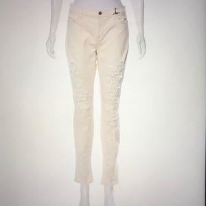 Creme J Brand skinny jeans waist 32